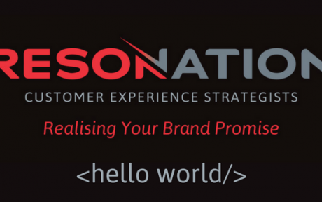 Resonation Customer Experience Strategits Hello World